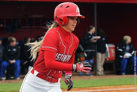 Austin Peay Softball loses doubleheader to UT Martin. (APSU Sports Information)