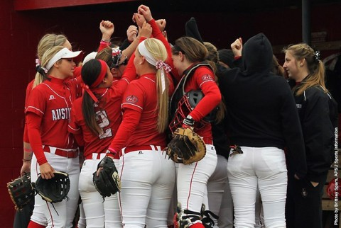 Austin Peay Softball hits the road to take on Northern Kentucky, Wednesday. (APSU Sports Information)