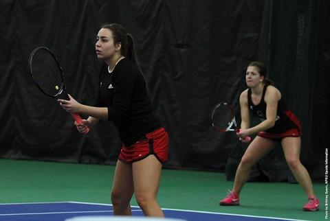 Austin Peay Women's Tennis. (APSU Sports Information)