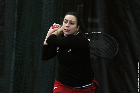 Austin Peay Women's Tennis take on Morehead State and Eastern Kentucky this weekend in OVC action. (APSU Sports Information)