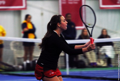 Austin Peay Women's Tennis drops OVC road game to Eastern Illinois. (APSU Sports Information)