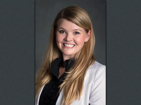 APSU professor Andrea Spofford