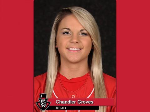 APSU's Chandler Groves