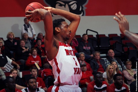Austin Peay Basketball's Chris Horton. (APSU Sports Information)