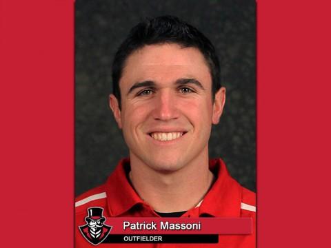 APSU's Patrick Massoni