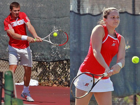 Austin Peay Men and Women's Tennis games moved. (APSU Sports Information)
