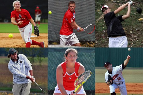 Weather has played havoc on APSU Spring Sports. (APSU Sports Information)