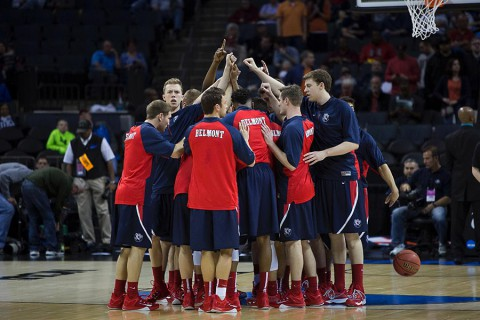 Belmont Bruins fall to Virginia late in NCAA Tournament. (BU Sports Information)