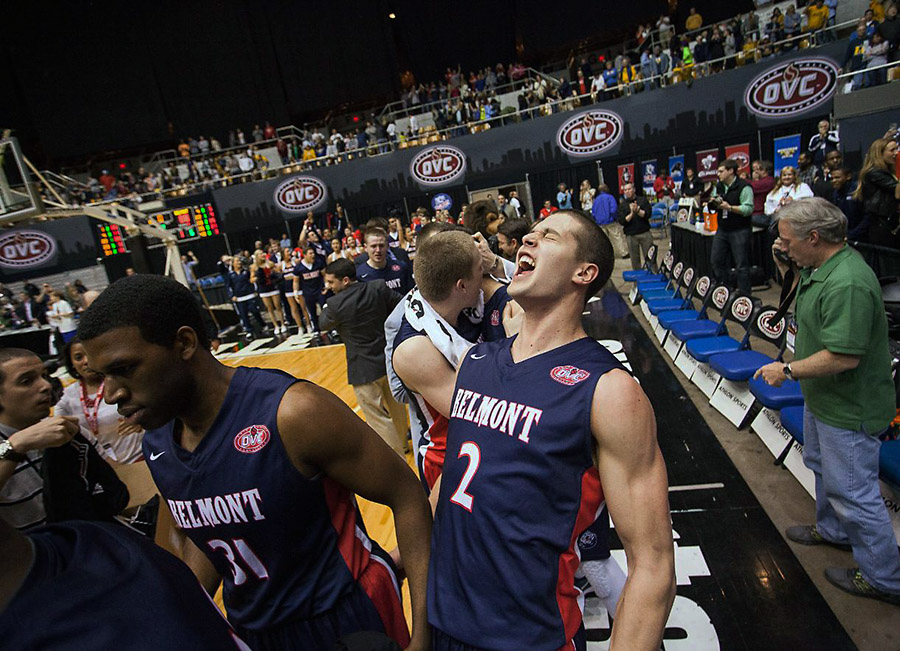 Belmont Bruins Basketball head to NCAA Tournament to face Virginia in