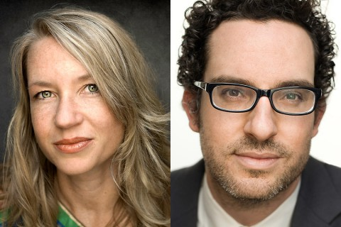 (L to R) Charlotte Pence and Adam Prince will read excerpts of their works on Thursday, March 26th at APSU.