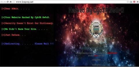 Clarksville's LEAP Organization's Website Hacked