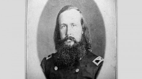 Col. William P. Innes - Commanding Office, 1st Michigan Engineers. October 1861 - November 1864