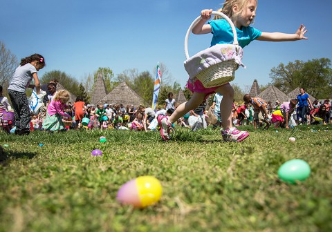 Nashville Zoo's 17th annual Eggstravaganzoo set for April 4th.