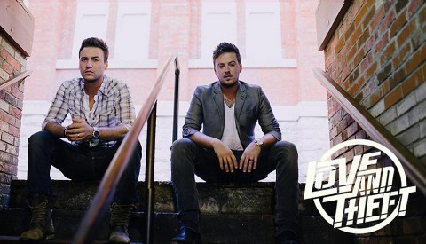 Love and Theft announced as Friday Night Headliner for 2015 Rivers and Spires Festival