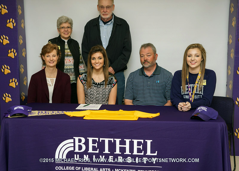 Bethel University Online >> Montgomery Central High School S Molly Brewer Signs With