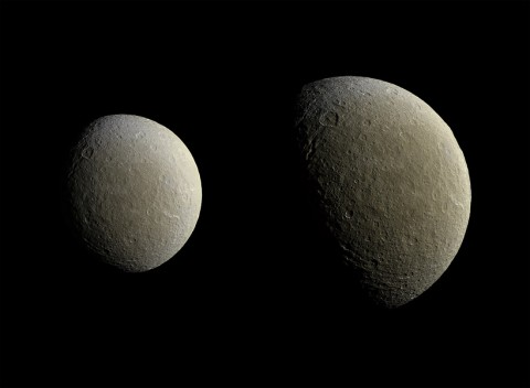 After a couple of years in high-inclination orbits that limited its ability to encounter Saturn's moons, NASA's Cassini spacecraft returned to Saturn's equatorial plane in March 2015. (NASA/JPL-Caltech/Space Science Institute)
