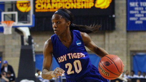Tennessee State Women's Basketball loses to Kentucky in NCAA Tournament. (Sam Jordan / TSU Athletics)
