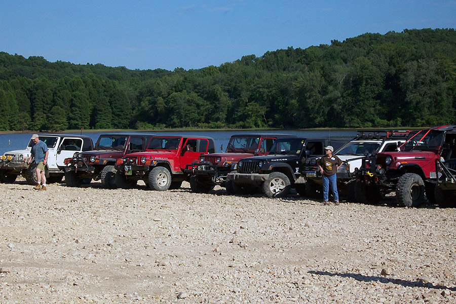 Land Between the Lakes to host 18th Annual Jeep Jamboree at Turkey