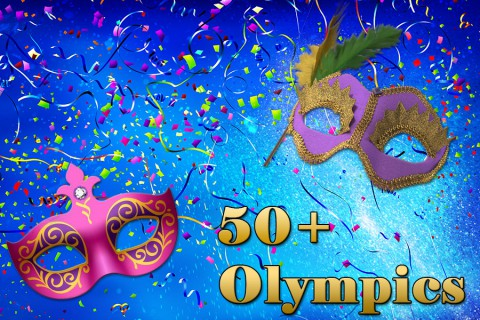 2015 - Clarksville Parks and Recreaion - 50 Plus Olympics