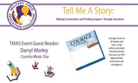 "Fort Campbell's R.F. Sink Library to hold ""Tell me a Story"" April 22nd"