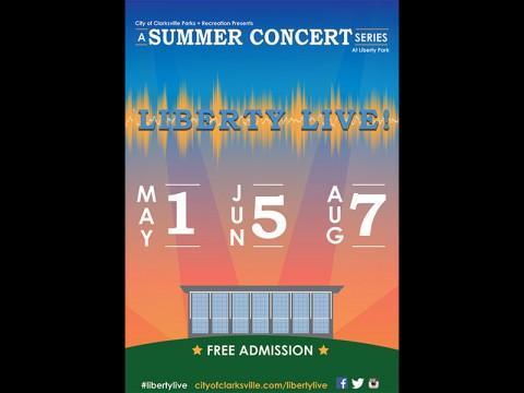 2015 Liberty Live Concert Series