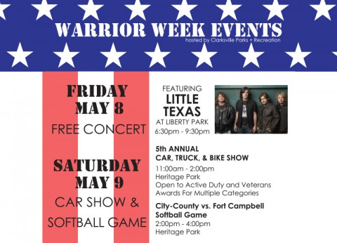 2015 Warrior Week