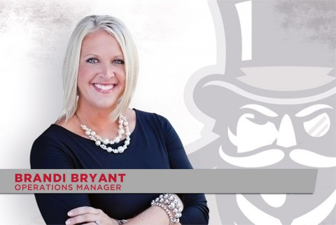 New Austin Peay Athletics Operations Manager Brandi Bryant. (APSU Sports Information)