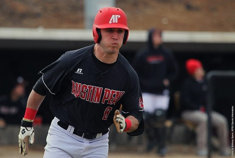 Austin Peay Baseball takes on Southeast Missouri in OVC matchup. (APSU Sports Information)