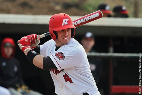 Austin Peay Baseball falls to Southeast Missouri, 3-2. (APSU Sports Information)
