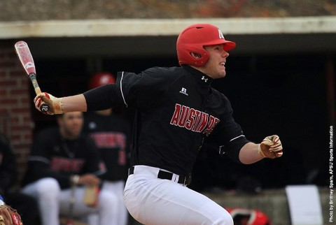 Austin Peay Baseball plays Middle Tennessee at Raymond C. Hand Park, Wednesday. (APSU Sports Information)