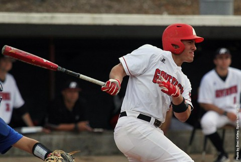 ustin Peay Baseball beats Middle Tennessee 14-12, Wednesday night. (APSU Sports Information)