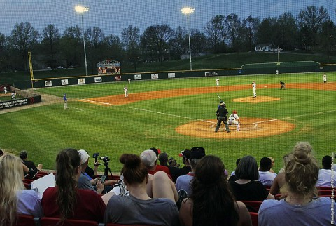 Austin Peay Baseball takes on Belmont this weekend as part of Spring Fling event. (APSU Sports Information)