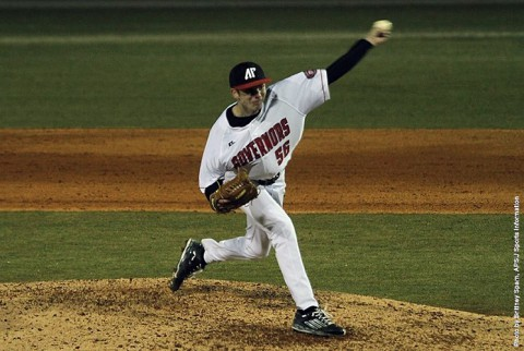 Austin Peay Baseball pulls out 10-9 win over Belmont Sunday afternoon. (APSU Sports Information)