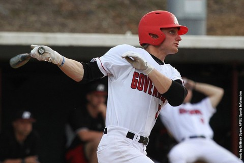 Austin Peay Baseball racks up 19 hits against Eastern Kentucky. (APSU Sports Information)