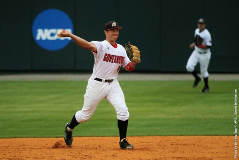Austin Peay Baseball drops home game to Morehead State Saturday. (APSU Sports Information)