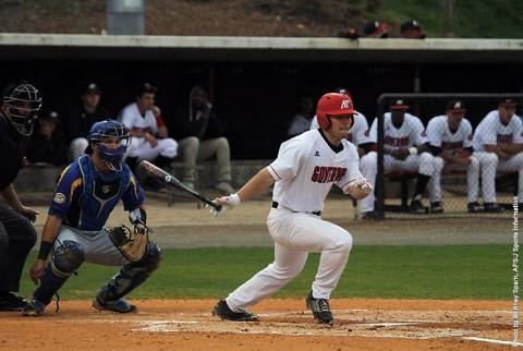 Austin Peay Baseball loses in extra innings to Western Kentucky Tuesday night. (APSU Sports Information)
