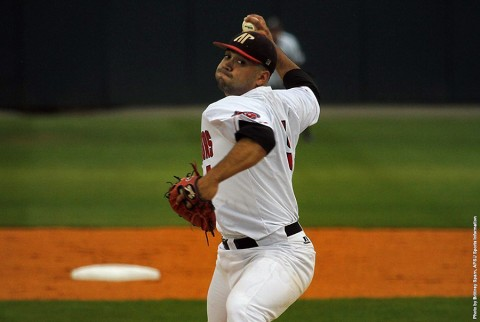 Austin Peay Baseball heads to UT Martin Friday. (APSU Sports Information)