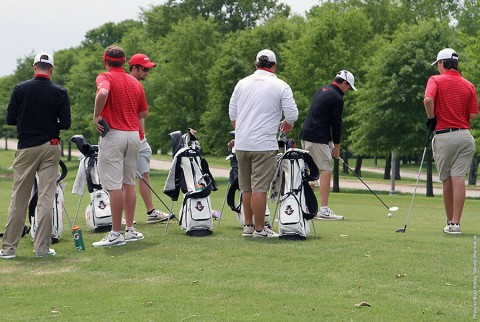 Austin Peay Men's Golf heads to Muscle Shoals for OVC Championship. (APSU Sports Information)