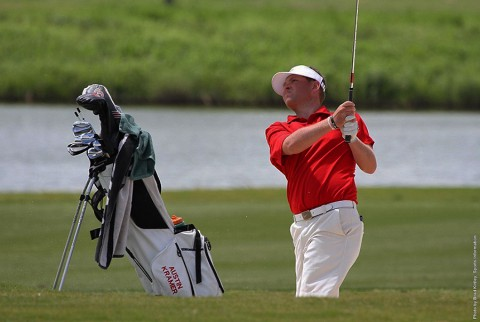 Austin Peay Men's Golf come up short in last day of OVC Championship. (APSU Sports Information)