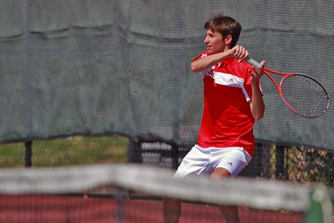 Austin Peay Men's Tennis gets 4-1 OVC win over Belmont. (APSU Sports Information)
