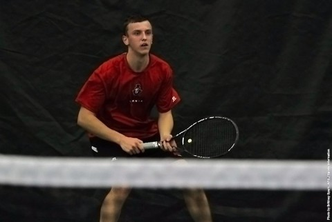 Austin Peay Men's Tennis falls at home to Tennessee Tech Saturday. (APSU Sports Information)