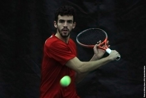 Austin Peay Men's Tennis advances to OVC finals.  (APSU Sports Information)