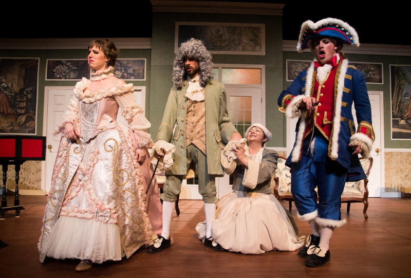 Opera archives clarksville tn online for Farcical opera