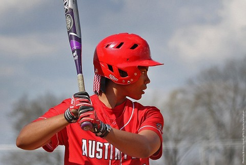 APSU Lady Govs Softball starts nine game home stand with Evansville, Wednesday. (APSU Sports Information)