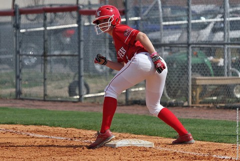 Austin Peay Softball game today with Southern Illinois cancelled due to rain. (APSU Sports Information)