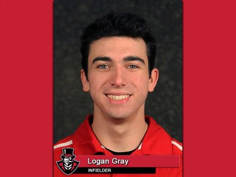 APSU's Logan Gray