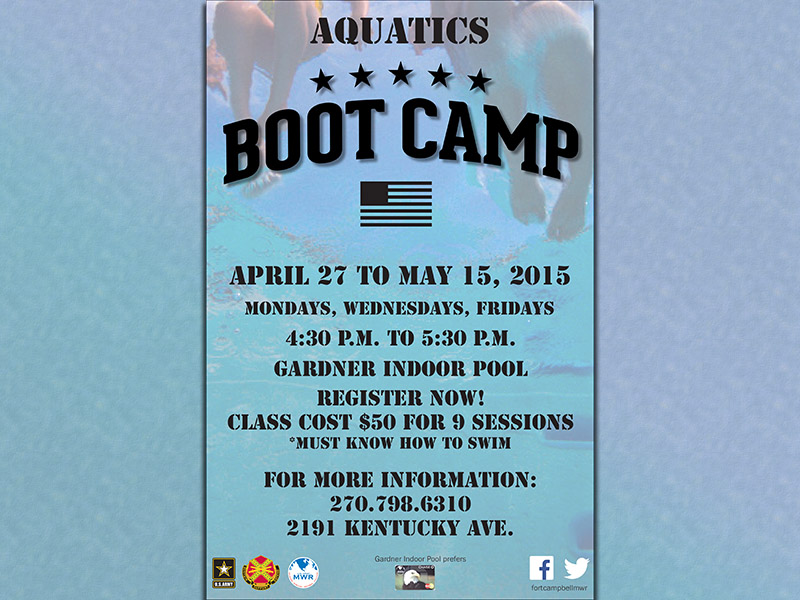 Clarksville tn online fort campbell 39 s gardner pool to for Gardner pool fort campbell