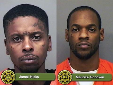 Jamal Hicks and Maurice Goodwin