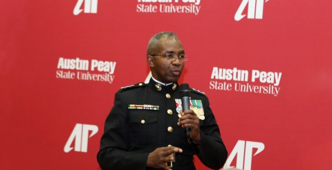 Lt. Gen. Ronald Bailey to speak at APSU's Spring Commencement