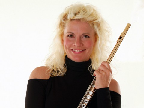 Grammy winner Rhonda Larson
